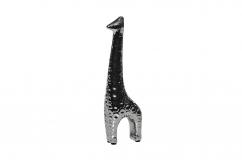 """Статуэтка """"жираф"""" серебряная"""