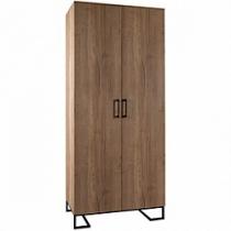 Шкаф двухстворчатый без зеркал Loft